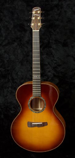 Sunburst Mahogany High Noon