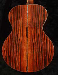 Madagascar Rosewood High Noon Back